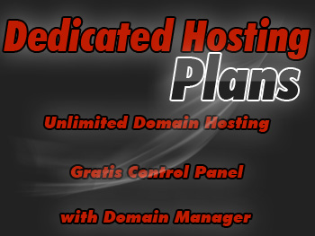 Popularly priced dedicated hosting servers provider